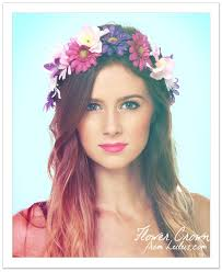 flower headbands diy favorite flower crown tutorials cocorosa