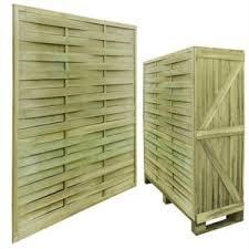 cloture de jardin pas cher panneau cloture jardin bois achat vente panneau cloture jardin
