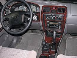 toyota 4runner interior colors amazon com toyota 4runner 4 runner 4wd sr5 interior burl wood