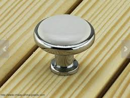 Porcelain Knobs For Kitchen Cabinets White Knob Dresser Knobs Drawer Knobs Pulls Handles Ceramic
