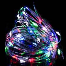 Battery Operated Christmas String Lights by Homeleo 10 Meters 100 Leds Battery Operated Christmas String
