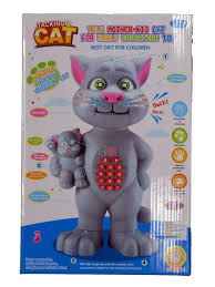 buy gifts and arts talking mother kid tom cat online at low prices