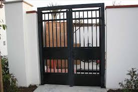metal fence gate designs home u0026 gardens geek