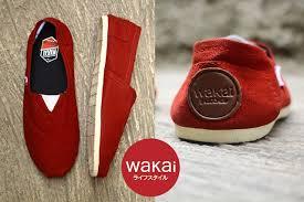 Sepatu Wakai wakai discount up to 50 on selected items