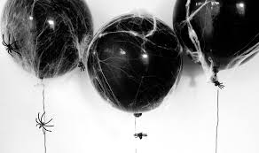 diy halloween decorations with balloons this is life