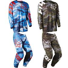 fox motocross gear bags racing 180 limited edition camo mens motocross pants