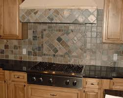 slate backsplash tiles for kitchen bronze aluminum multi color slate glass backsplash mosaic slate