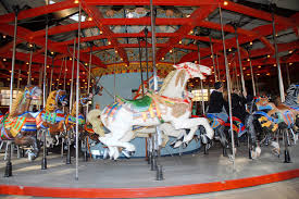 best carousels for and families in new york city
