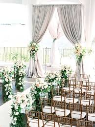 Wedding Aisle Decorations Simple Outdoor Wedding Aisle Decorations Ideas About Aisle
