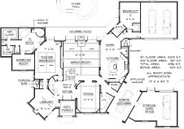house plans country style country style house plans 4296 square foot home 2