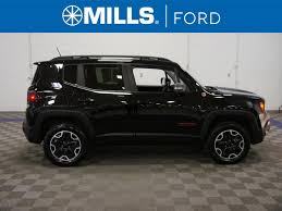 jeep renegade charcoal mills ford brainerd vehicles for sale in baxter mn 56425