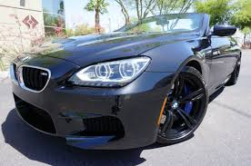 bmw cars for sale by owner 2015 black m6 convertible 1 owner az car like 2010 2011 2012 2013
