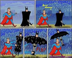 superman batman funny picture superhero funny cartoon images