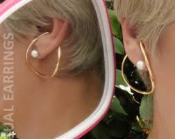 unpierced ears unpierced ears etsy