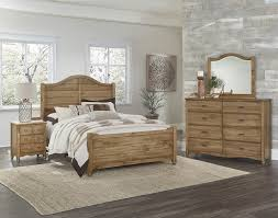 Bassett Bedroom Furniture Vaughan Bassett Appalachian Hardwood American Maple Collection