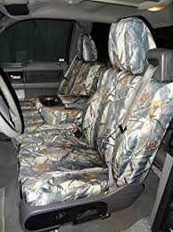 2010 ford f150 seat covers amazon com durafit seat covers f460 mixed pine camo 2010 2013