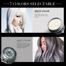 aliexpress com buy color hair dye disposable hair wax white