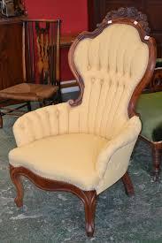Victorian Sofa Reproduction A Carlton Mclendon Furniture Reproduction Victorian Nursing Chair