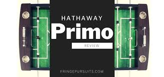 hathaway primo foosball table hathaway primo soccer table foosball review fringe pursuits
