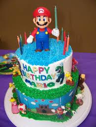 mario cakes birthday cakes images mario birthday cakes images gallery happy