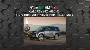 toyota 4runner key fob replacement how to replace toyota 4runner key fob battery 2010 2011