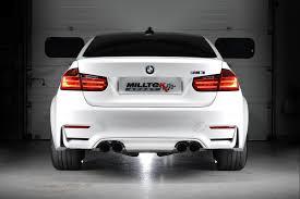 Bmw I8 Exhaust - miltek sport race exhaust system