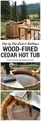 Wood Heated Bathtub Our Diy Wood Fired Cedar Tub Video Series Tips U0026 Tricks