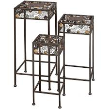 plant stands u0026 telephone tables walmart com