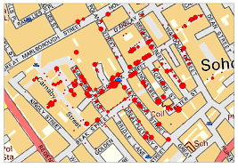 Zip Code Heat Map by Evolving All We Are Guides On Generating Map Plot With R
