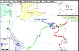 Seattle County Map by Pierce County Will Condemn Properties Needed To Complete The