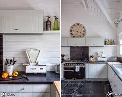 falcon cuisine ancienne balance testut chinée dans une cuisine sur mesure