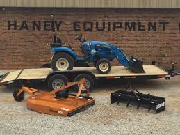 2016 ls tractor xj2025h tractor loader box cutter and trailer