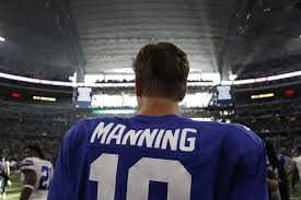 eli manning is benched and ben mcadoo s of the new