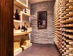 built in cabinet wine rack inspirational home decorating lovely in