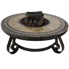 Diy Gas Fire Pit Table by Furniture U0026 Accessories Using The Gas As The Practical Source Of