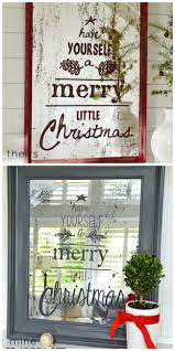 Potterybarn by Pottery Barn Christmas Mirror Knock Off Project Tatertots And