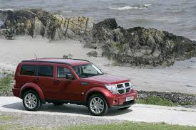 dodge nitro station wagon review 2007 2009 parkers