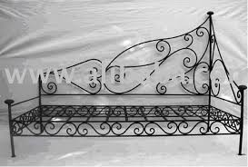 wrought iron day bed buy day bed product on alibaba com