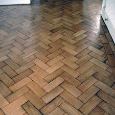 how to install a wood floor starting in the centre of the room