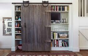 Sliding Door Kitchen Cabinets Pictures Of Barn Doors In Houses Door Design