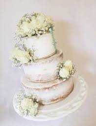 ruffled wedding cake made by sweetsbysuzie in melbourne