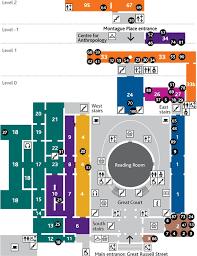 Museum Floor Plan British Museum Map Image Gallery Hcpr