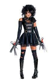 ladies halloween film costume tights horror movie character