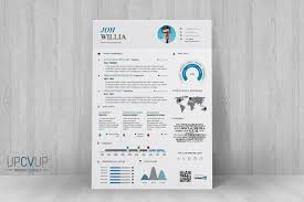 Media Resume Social Media Manager Cv Template Modern Cv Upcvup
