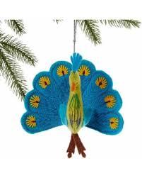 savings on global crafts handmade felt turquoise peacock