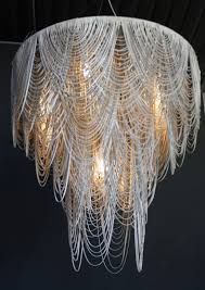 Leather Chandelier Whisper Chandelier By High Thorn Design Indaba
