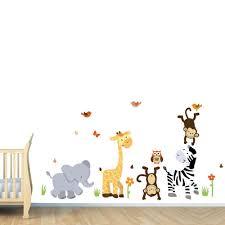 perky nursery bird cage owl wall sticker colorful then baby nursery