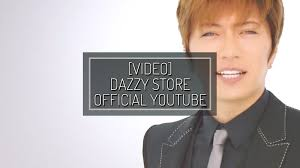 dazzy store dazzy store message from gackt gackt italia