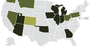 Weed Map Colorado by Here U0027s Where You Can Get Arrested For Dui Weeks After Smoking