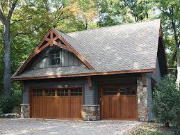 garage plans with lofts craftsman style garage plan with loft and